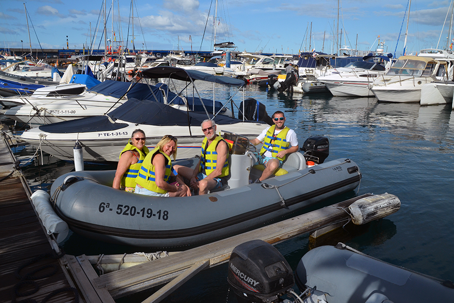 Tenerife_rent_boat_Zodiac_Boat